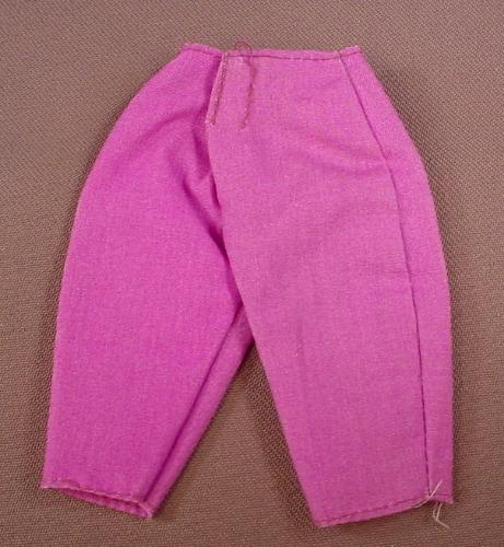 Barbie Light Purple Capri Pants, Mattel, Has The Pink B Tag