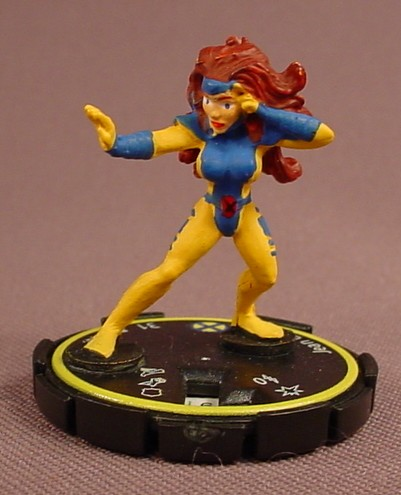 Heroclix Jean Grey 049 Rookie Uncommon Marvel Infinity Challenge 2002