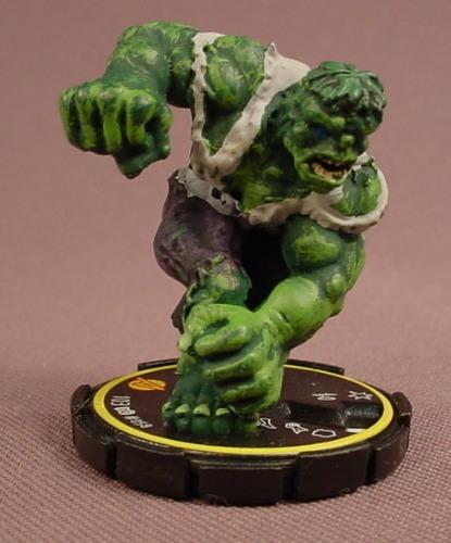 Heroclix Hulk 058 Rookie Uncommon Marvel Infinity Challenge 2002