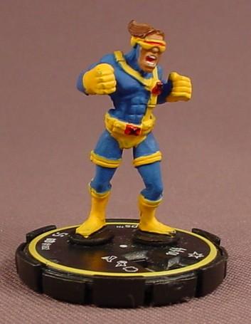 Heroclix Cyclops 082 Rookie Rare Marvel Infinity Challenge 2002