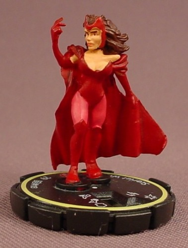 Heroclix Scarlet Witch 103 Rookie Rare Marvel Infinity Challenge 2002
