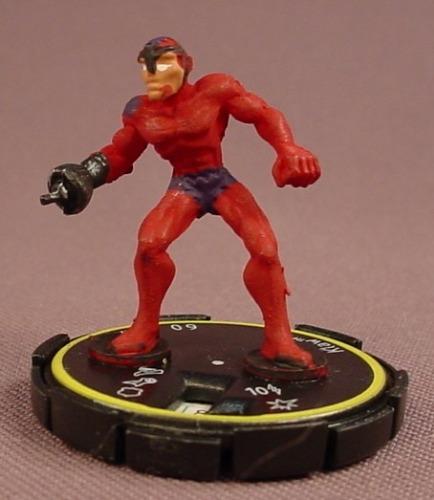 Heroclix Klaw 112 Rookie Rare Marvel Infinity Challenge 2002