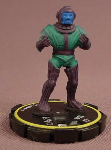 Heroclix Kang 130 Rookie Rare Marvel Infinity Challenge 2002