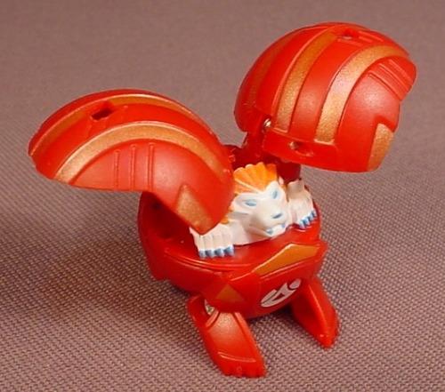 Bakugan Battle Brawlers Griffon Red Pyrus, 350G, B1, Classic, Sega, Spin Master