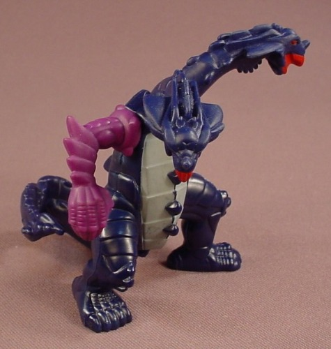 Bakugan Battle Brawlers Hydranoid Two Headed Dragon Figure Toy, 3 1/2 Inches Tall, 2009 McDonalds