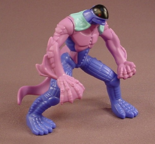 Bakugan Battle Brawlers Preyus Figure Toy, 3 1/2 Inches Tall, The Arms Move, 2009 McDonalds