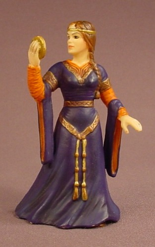 Schleich Damsel Of The Castle Figure, 3 1/2 Inches Tall, #70026