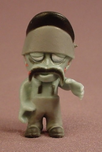 Homies Zombies Big Loco PVC Figure, 1 3/4 Inches Tall, Wave 1