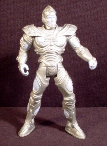 "Mr. Freeze Action Figure, 1998 Kenner, 5"" Tall, Batman & Robin Series"
