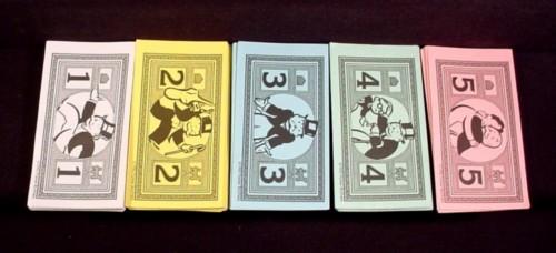 Monopoly Geldverteilung