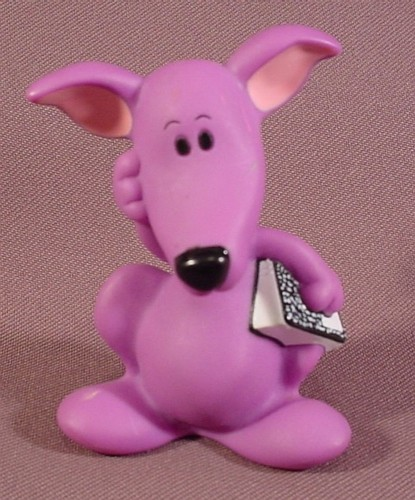 The gallery for --> Blues Clues Purple Kangaroo