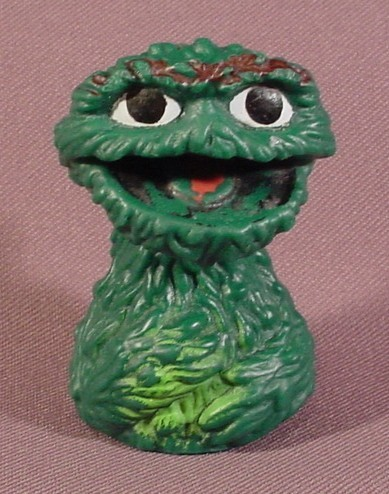 Va Oscar The Grouch Sesame Street Oscar Th...