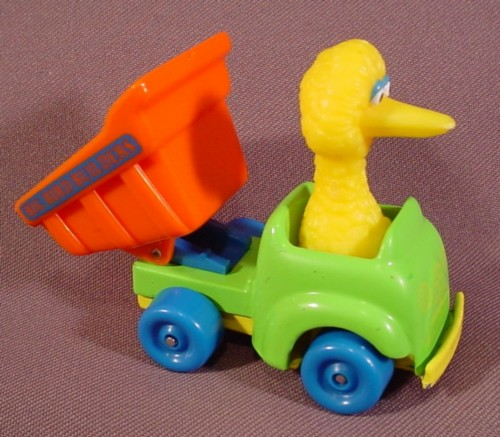 Va Oscar The Grouch Muppets Big Bird In Di...