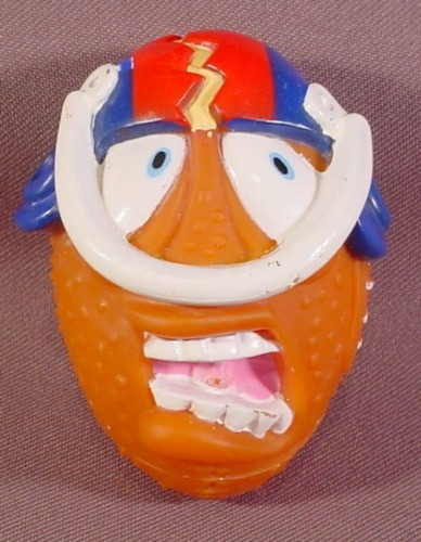 Pizza Hut Toys : Pizza hut football with a face toy quot long hollow