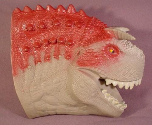 Disney Dinosaur Toys : Mcdonalds disney dinosaur movie carnotaur hand puppet