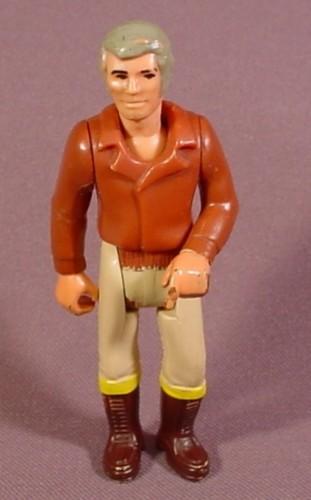 "Fisher Price Adventure People Series 1974 Brad Camper Explorer Figure, 3 3/4"" Tall, 312 - RONS ..."