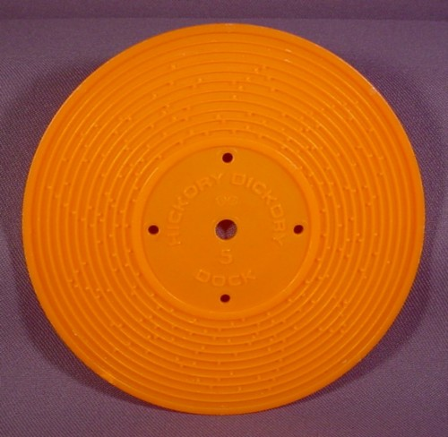 Price record orange 5 hickory dickory dock amp edelweiss 995