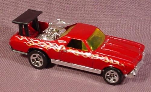 Hot Wheels 1999 68 Elcamino Rons Rescued Treasures