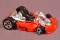 Hot Wheels 1997 Go-Cart, 1 31/4