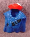Fisher Price Imaginext Blue Cowl With Red Pirate's Hat, B2506 Battle Skiff