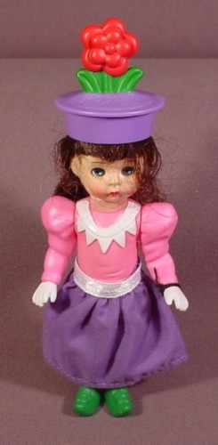 2008 madame alexander doll flower munchkin wizard of oz 5 3 4 tall