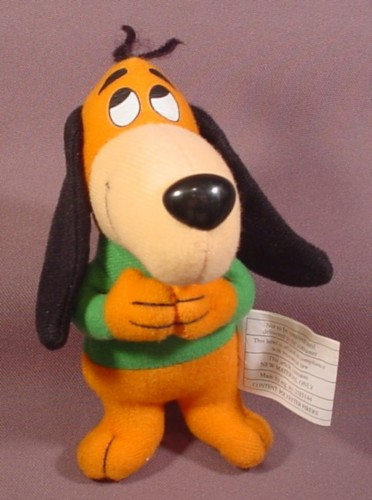 auggie doggie plush figure toy 5 34quot tall hannabarbera