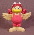 "Mcdonalds 1995 Birdie The Early Bird PVC Figure, 2 3/4"" Tall"