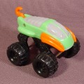 "Mcdonalds 1993 1994 Attack Pack Slash Cat Vehicle Toy, 2 3/4"" Long"