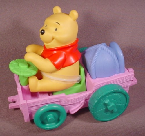 Winnie The Pooh Toys : Disney winnie the pooh car with toy figure is