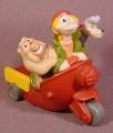 Burger King Disney Oliver & Company Speeding Scooter Fagin Georgette Francis