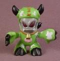 Tech Deck Dude Rozz, #011, Green & White Color Variation, 2005 X-Concepts, Dudes