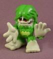 Tech Deck Dude Gorgo, #113, Dark & Light Green Color Variation, 2005 X-Concepts