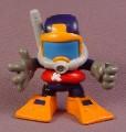 Tech Deck Dude Rick, #058, Evolution Crew E6, 2004 X-Concepts, Dudes