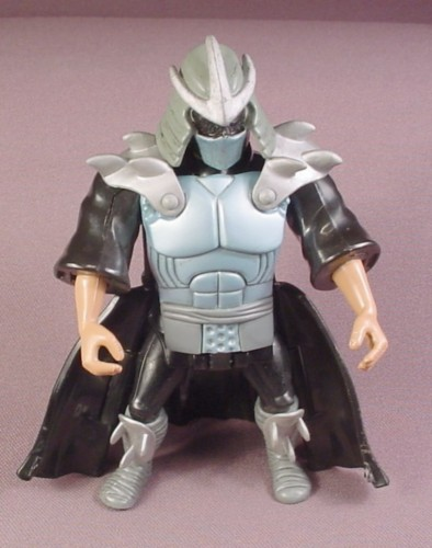 Teenage Mutant Ninja Turtles 2003 Toys : Tmnt mutatin shredder action figure playmates