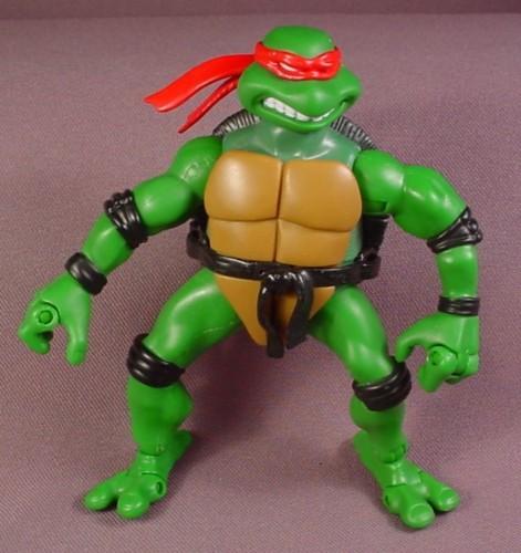 Tmnt Modern Raphael Action Figure, 2003 Playmates, Teenage Mutant Ninja Turtle