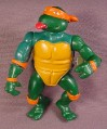 Tmnt Rock 'N Roll Michelangelo Action Figure, 1989 Playmates, Ninja Turtles