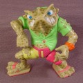 TMNT Napoleon Bonafrog Action Figure, 1990 Playmates, Mutant Ninja Turtles