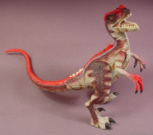Jurassic Park 3 Velociraptor Toy Jurassic Park Iii Alpha