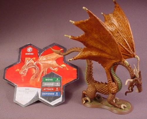 Moltenclaw- Moltenclaw's Invasion - Heroscape: D&D Assortment 3 ...