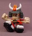 Tech Deck Dude Ronin, #052, Evolution Crew E4, Black Sandals Gray Helmet, 2004