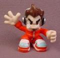 Tech Deck Dude Fuse, #075, Evolution Crew E7, Red Track Suit, 2005 X-Concepts
