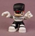 Tech Deck Dude Bernie, #136, Zoods Crew Z4, 2007 Spin Master Ltd