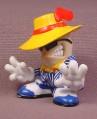 Tech Deck Dude Jimmy, #093, Evolution Crew E3, Blue Pin Stripe Zoot Suit