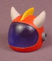 Tech Deck Dude Helmet Accessory For Erik #038, Dudeville Astro-Nots, 2004
