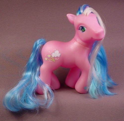 My Little Pony G3 Sweet Breeze, Perfectly Pony, 2002 Hasbro