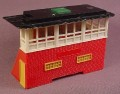 Hornby Tri-Ang Oo Scale Gauge Signalbox Signal Building, Railroad Train