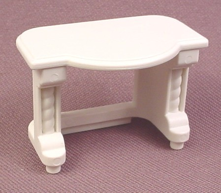 Playmobil white victorian dressing table 3020 4145 4249 Table playmobil