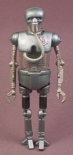 "Star Wars 2-1B Medic Droid Robot Action Figure, 4 "" , 1997 Kenner, Power of The Force"
