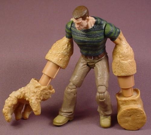 Spider-Man Sandman Action Figure with Hand & Hammer ...