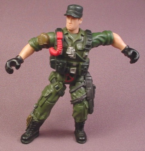 Soldier Force 9 Elicottero : Chap mei sergeant fearless action figure